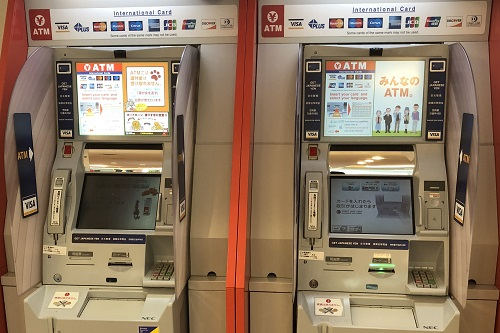 Seven ATMS